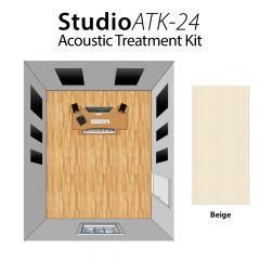 Studiospares StudioATK-24 Acoustic Treatment Kit Beige