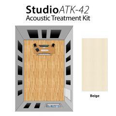 Studiospares StudioATK-42 Acoustic Treatment Kit Beige