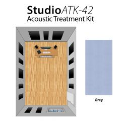 Studiospares StudioATK-42 Acoustic Treatment Kit Grey