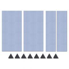 Studiospares StudioATK-12 Acoustic Treatment Kit Grey