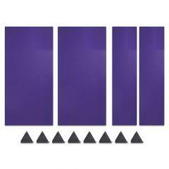 Studiospares StudioATK-12 Acoustic Treatment Kit Purple