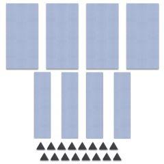 Studiospares StudioATK-24 Acoustic Treatment Kit Grey