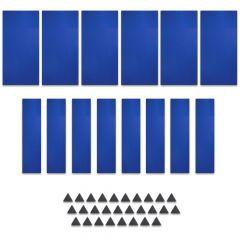Studiospares StudioATK-42 Acoustic Treatment Kit Navy Blue