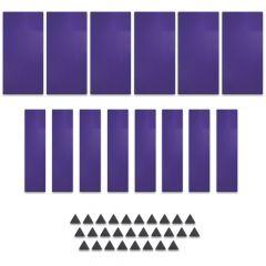 Studiospares StudioATK-42 Acoustic Treatment Kit Purple