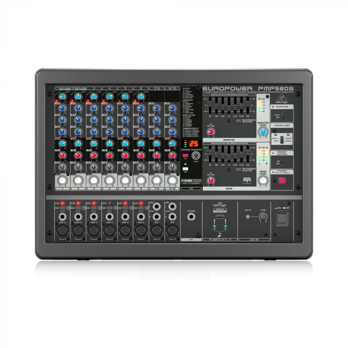 Behringer EUROPOWER PMP580S 500W Powered Mixer